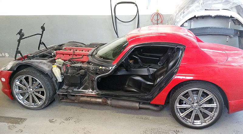 Collision Repair Eastern Avenue Auto Body - Mazda auto body repair