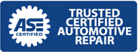 ASE Certified Repair - Eastern Ave Auto Body - Chelsea, MA